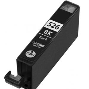 Huismerk Canon pixma mg5350 inktcartridges CLI-526 BK