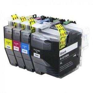 Huismerk Brother MFC-J5330DW inktcartridges LC-3219 XL set 4 stuks