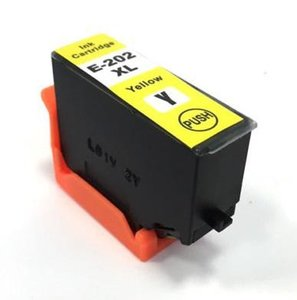 Huismerk Epson cartridges T202 XL Yellow