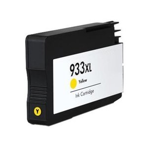 Compatible  HP 933XL Yellow