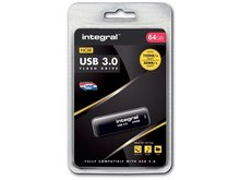 Integral Noir USB3.0 64 GB