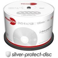 Primeon DVD-R 4.7 GB 50 stuks