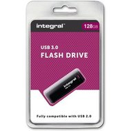 Integral Black USB3.0 Superspeed 128 GB