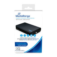 MediaRange Powerbank 8800