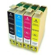 Huismerk Epson Expression Home XP-33 cartridges T18 XL Set (T1816)