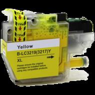 Huismerk Brother MFC-J5335DW inktcartridges LC-3219 XL Yellow