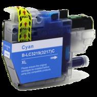 Huismerk Brother MFC-J5830DW inktcartridges LC-3219 XL Cyan