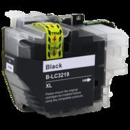 Huismerk Brother MFC-J5830DW inktcartridges LC-3219 XL BK