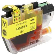 Huismerk Brother inktcartridges LC-3213 XL Yellow