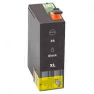 Huismerk Epson cartridges T35XL (T3591)  BK