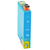 Huismerk Epson cartridges T35XL (T3592)  Cyan