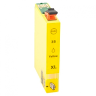 Huismerk Epson cartridges T35XL (T3594)  Yellow