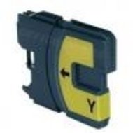 Compatible Brother LC-980 Yellow