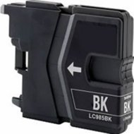 Compatible Brother LC985 BK