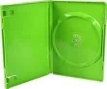 Dvd box 1  14 mm Groen 5 stuks