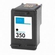 Hp. 350XL Compatible Zwart