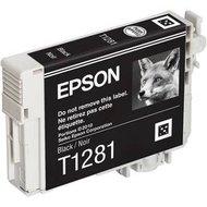 Compatible Epson T1281 Zwart