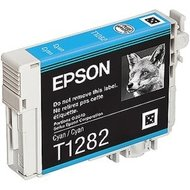 Compatible Epson T1282 Cyan