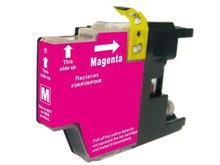 Compatible Brother LC1220 Magenta