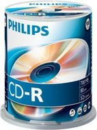 Philips CD-R 700 MB 100 stuks