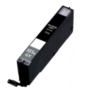 Compatible Canon pixma ip8750 inktcartridges CLI-551 Grijs (met Chip)