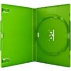 Amaray Dvd Box 1  14 mm 5 Stuks Groen