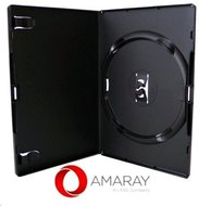 Amaray Dvd Box 1 14 mm 5 Stuks