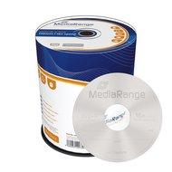 MediaRange DVD+R 4.7 GB 100 stuks