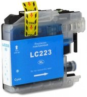 Brother MFC-J880DW compatible inktcartridges LC-223 Cyan