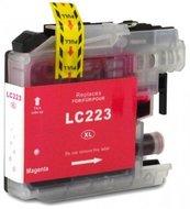 Brother DCP-J562DW compatible inktcartridges LC-223 Magenta
