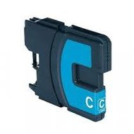 Compatible Brother DCP-387C inktcartridges LC-1100 cyan