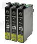 Huismerk-Epson-cartridges-T18-XL-BK-(T1811)-set-3-stuks