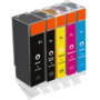 Huismerk-Canon-pixma-TS5055-inktcartridges-CLI-571-XL-PGI-570-XL-set